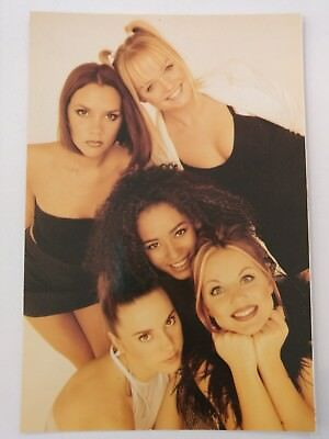 Spice Girl Collector Photo Postcard - #108 All Together Now