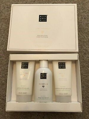 Tiny Rituals - Baby Bath / Lotion / Oil  Gift Set