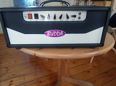 Budda Gitarrenverstärker Superdrive V20 Head V-Series