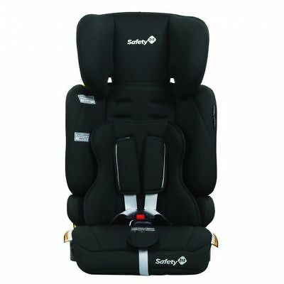 Brand NEW Safety 1ST Solo Baby Toddler Convertible Booster Car Seat - Black