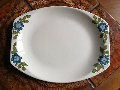 Meakin Topic 30cm dinner/serving plate