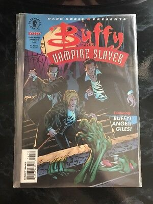 Dark Horse Presents - Issue 153 & 141 - Angel / Buffy The Vampire Slayer