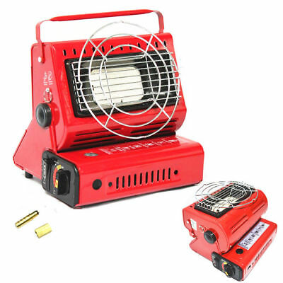Portable Butane Gas Heater Camping Camp Tent Hiking Outdoor Camper Survival Heat
