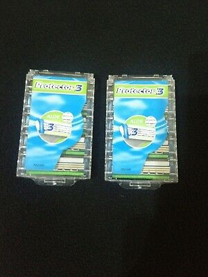 Wilkinson Sword Protector 3 blades 8 pack brand new bought in error. Free P&P!