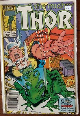 Marvel Comics - Mighty Thor #364 -  Modern Age