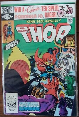 Marvel Comics - Mighty Thor Annual 9 -  Modern Age