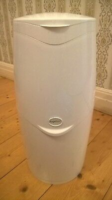 Angel Care - Nappy Disposal Bin, white, brand new condition