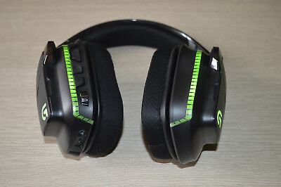 Logitech G933 Limited Edition Black Headband Headsets without usb receiver!!!