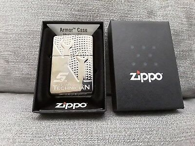 Snap On Armour Zippo Brand New In The Box