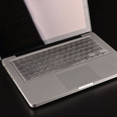 "TPU Thin Clear KeyBoard Cover Skin For MacBook Air Pro/Retina13"" 15"" WZ18 WZ"