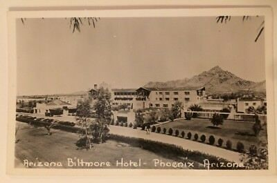 Arizona Biltmore Hotel Phoenix Arizona RPPC