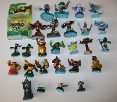 Skylanders Swap Force Paket mit Extras, Swap Force Figuren etc.