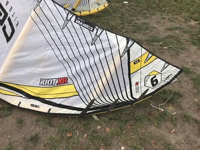 Core Riot XR3 Crossover Kite 6m²