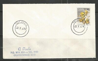 South West Africa Cover Postmark 9023 Aroab 30.10.1979