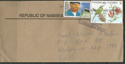 Namibia Cover - Mariental Prison Service Protect Your Game