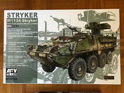 AFV Club M1134 Anti Tank Guided Missile Stryker OVP