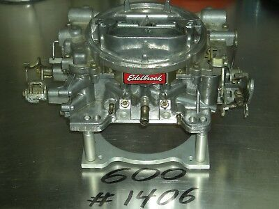 Carburetor edelbrock 1406 carburateur 600 cfm carb