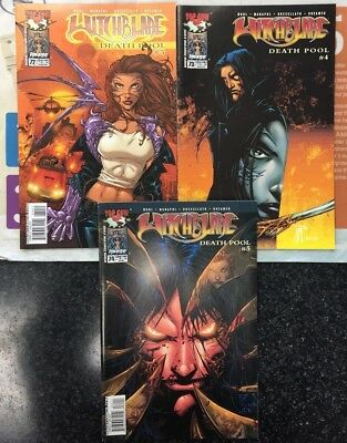Witchblade #72, 73 & 74  Vol. 1 Top Cow/Image Comics 2004 1st Print (box5)