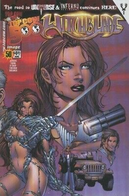Witchblade #50 Vol. 1 Top Cow/Image Comics 2001 1st Print (box5)