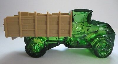 "Vintage 7"" Avon Cologne Bottle Truck W Contents"