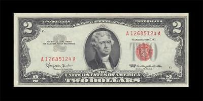 1963 United States Two Dollars $2 (( Gem Unc ))