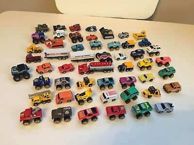 Micro Machines The Original Miniatures Job Lot