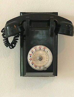 Vintage Wall Hung Telephone