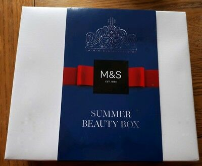 Marks and spencer summer beauty box