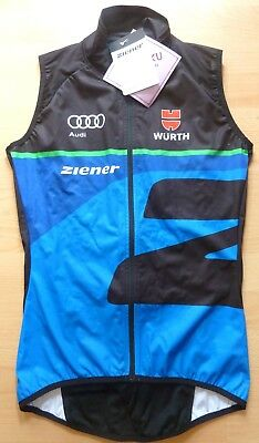 Ziener DSV Athleten Softshell Weste Germany