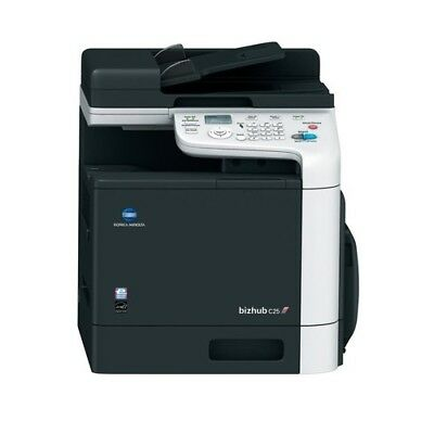 Konica Minolta BizHub C25 Color Laser Multifunction Printer 25ppm