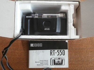 Ricoh RT-550 35mm Auto Focus Camera