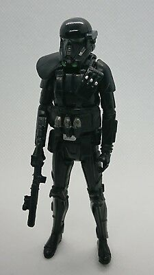 STAR WARS ROGUE ONE Imperial Death Trooper Specialist Action Figure complete