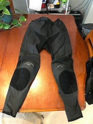 TEKNIC Mercury Leather Pants - Size 32