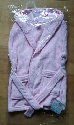 18 - 24 Months Pink Dressing Gown