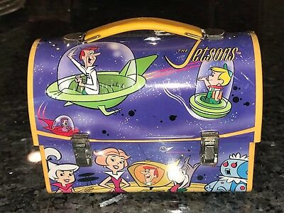 JETSONS New Sealed Lunch Box Limited Edition Hallmark School Days COA 1999