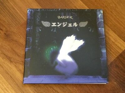 Baiser - Angel, Single CD  Jrock Visual Kei