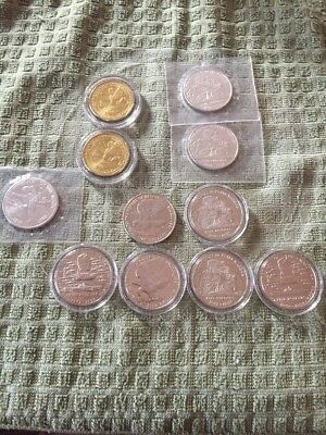 Navy Seal USA Coins $65 FV Rare Collection Set. Nice Coins Must See Pictures