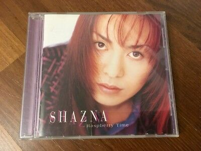 Shazna - Raspberry Time, CD  Mini-Album, Jrock Visual Kei Indies
