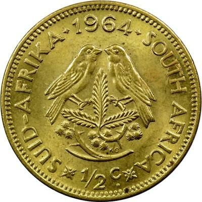 South Africa - 1/2 Cent - 1964