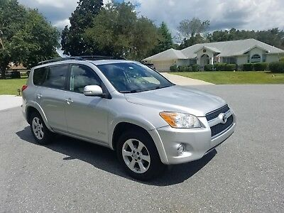 2009 Toyota RAV4 Limited Car 2009 Toyota RAV4 Limited OCALA FLORIDA 34476