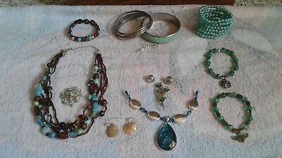 Vintage & Now Jewelry Lot Estate Find Junk Drawer