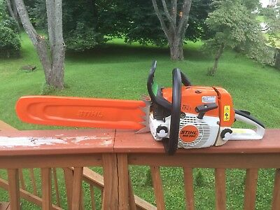 Stihl Ms 260 Chainsaw With 20 Bar And Chain