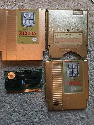 The Legend of Zelda (Nintendo Entertainment System, 1987)-One Game Only