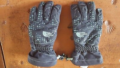 North Face Gloves Youth S