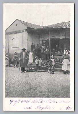 Jewish Merchant in Pinsk BELARUS Judaica—Pale of Settlement RARE פינסק‎‎ Russia