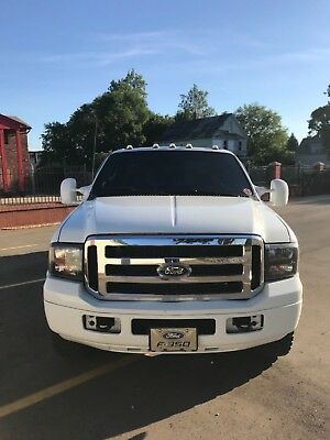 2005 Ford F-350 Lariat 2005 Ford F-350 Dually Diesel