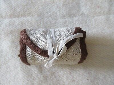 "Museum Grade Colonial/Rev War/1812 Sewing Kit ""Housewife"" Handsewn"
