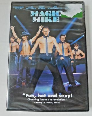 Magic Mike (DVD, 2012) Pre Owned