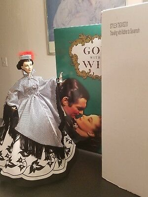 Traveling with my Mother to Savannah  Tonner Doll, Scarlett Gone With The Wind