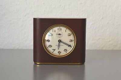SETH THOMAS Vintage alarm / desk clock. Made in USA. Working order.